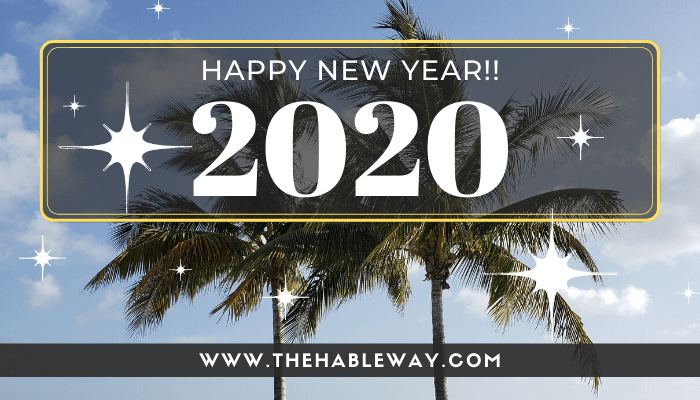 Happy New Year From The Hable Way!